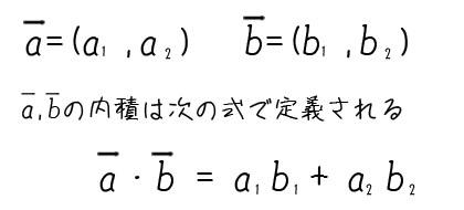 数学:内積ってなんぞ? その3(大きさ編)