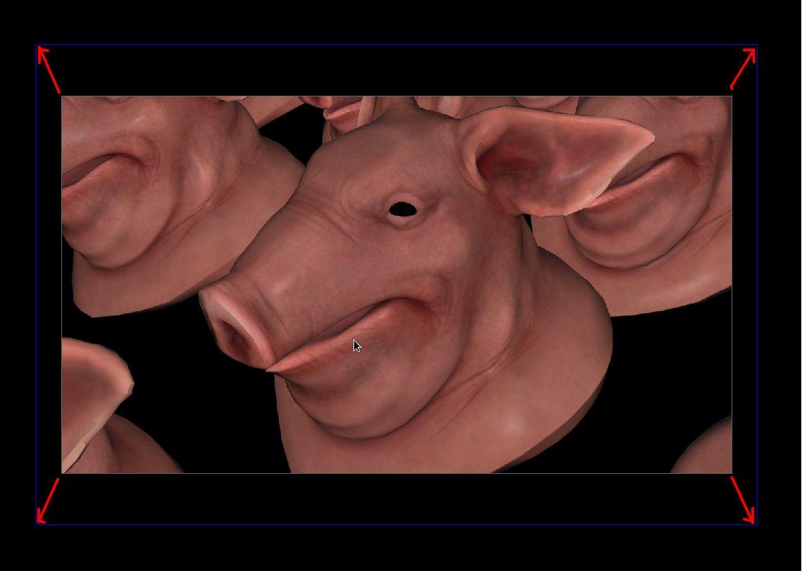 Houdini:Image OverScan | No More Retake